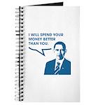 Spend Your Money Better Journal