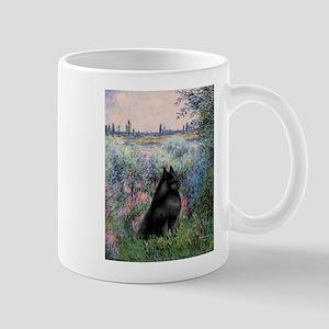 Seine / Schipperke Mug