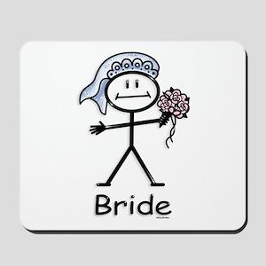 Bride Mousepad
