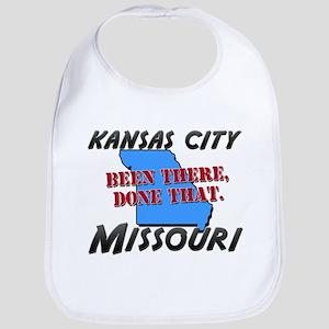 kansas city missouri - been there, done that Bib