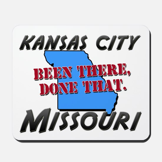kansas city missouri - been there, done that Mouse