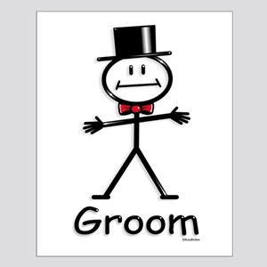 Groom Small Poster