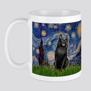 Starry / Schipperke #5 Mug