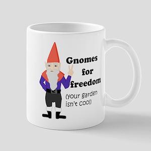 Gnomes For Freedom Mug
