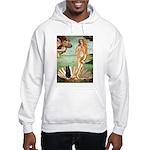 Venus / Schipperke #5 Hooded Sweatshirt