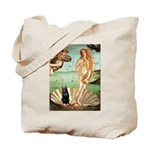 Venus / Schipperke #5 Tote Bag