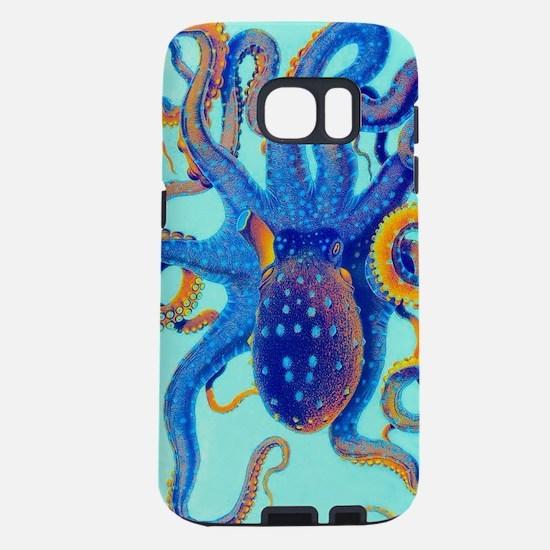 Octopus Splash Samsung Galaxy S7 Case