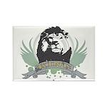 Lion king Rectangle Magnet (10 pack)