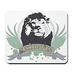 Lion king Mousepad