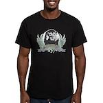 Lion king Men's Fitted T-Shirt (dark)