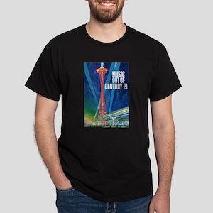 """""""SPACE NEEDLE"""" Dark T-Shirt"""