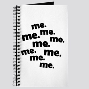 Me Me Me All About Me Journal