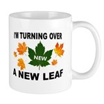 NEW LEAF Mugs