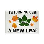 NEW LEAF Magnets