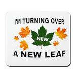 NEW LEAF Mousepad