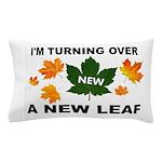 NEW LEAF Pillow Case