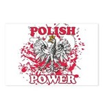 Polish power Postcards (Package of 8)