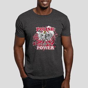 Polish power Dark T-Shirt
