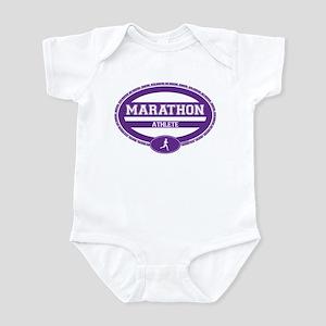 Marathon Oval - Women's Infant Bodysuit