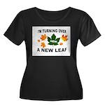NEW LEAF Plus Size T-Shirt