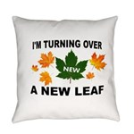 New Leaf Everyday Pillow
