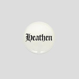 Heathen Mini Button