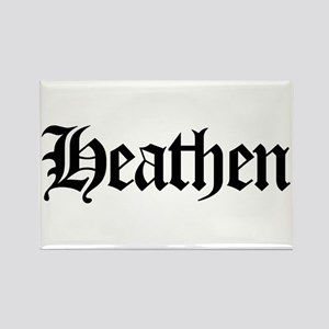Heathen Rectangle Magnet