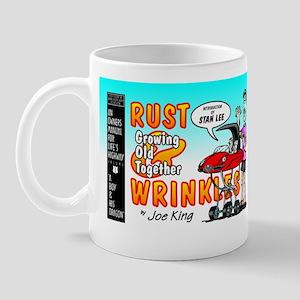 """""""RUST & WRINKLES"""" Mug"""
