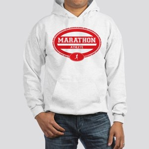 Marathon Oval - Men's Hooded Sweatshirt