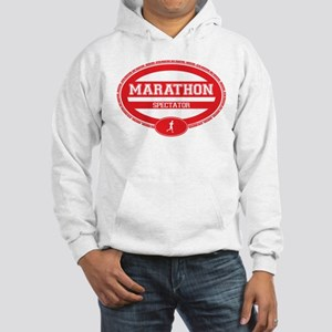 Men's Marathon Spectator Hooded Sweatshirt