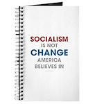 Socialism Is Not Change America Believes In Journa