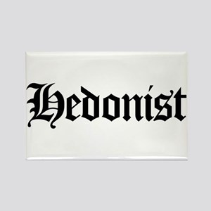 Hedonist Rectangle Magnet