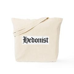 Hedonist Tote Bag