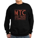 Mtc Orange Logo Sweatshirt