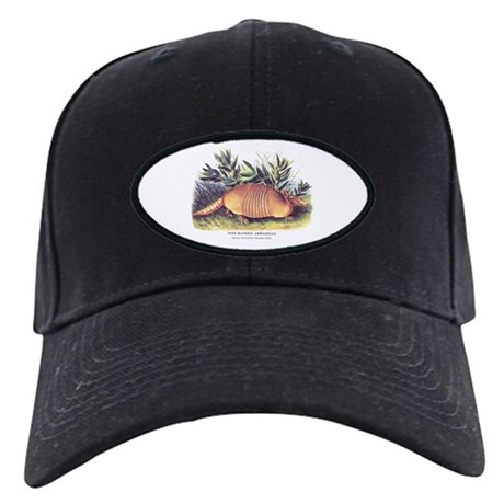 Audubon Armadillo Animal Black Cap