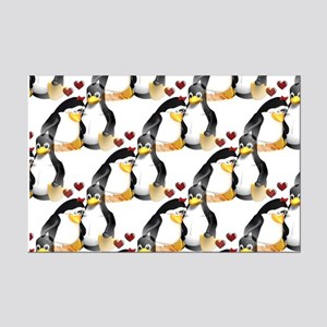 Chicks Love Me! Mini Poster Print