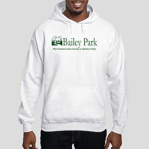 baileypark_trans_green Sweatshirt