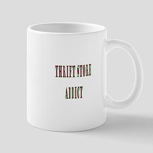 Thrift Store Addict Mug