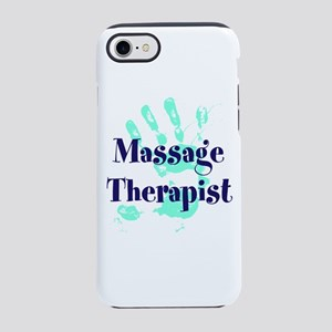 Massage Therapist iPhone 7 Tough Case