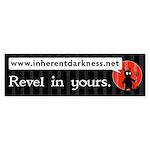 Id Bumper Sticker (50 pk)