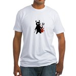 Id Fitted T-Shirt