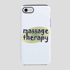 Massage Therapy iPhone 7 Tough Case