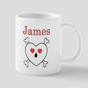 James - Love Pirate Mug
