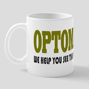 Funny Optometrist Mug