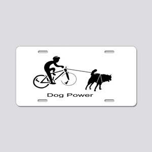 Olli And Dad Aluminum License Plate