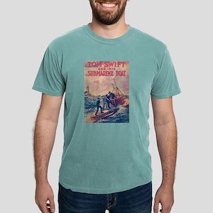 Tom Swift and his Submarine Boa T-Shirt