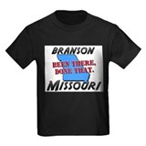 Branson Kids T-shirts (Dark)