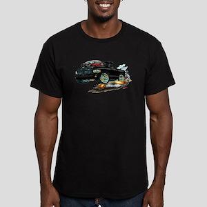 Dodge SRT-10 Black Truck Men's Fitted T-Shirt (dar
