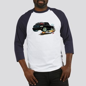 Dodge SRT-10 Black Truck Baseball Jersey