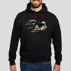 Dodge SRT-10 Black Truck Hoodie (dark)